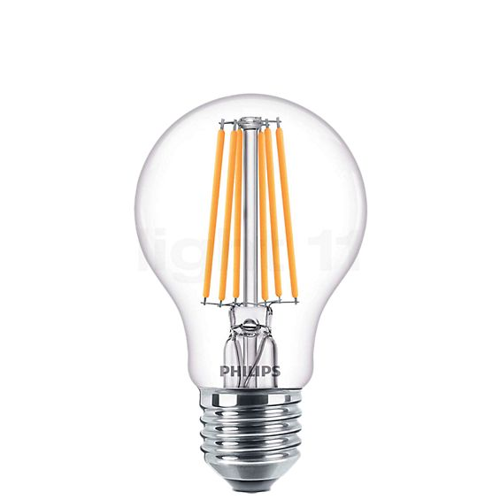 Philips A60-dim 8W/c 827, E27 WarmGlow Filament