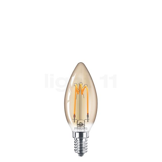 Philips C35-gd 2,3W/820, E14 Filament LED