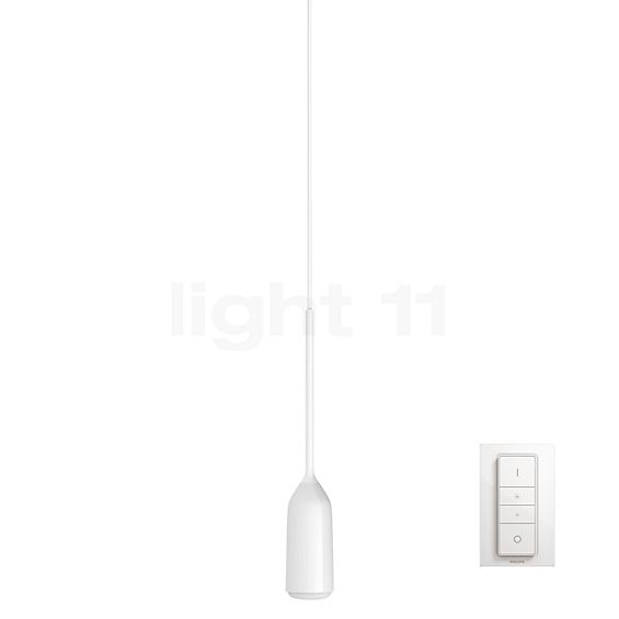 Philips hue Devote Hanglamp LED incl. Dim Switch