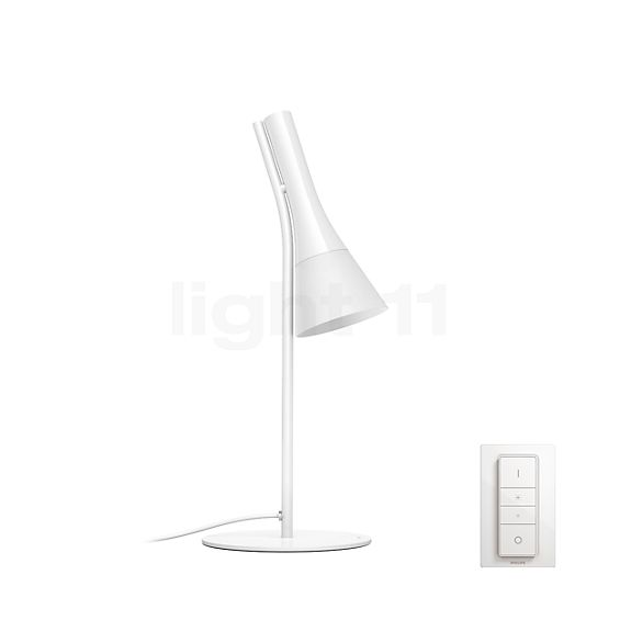 Philips hue Explore Tafellamp LED incl. Dim Switch