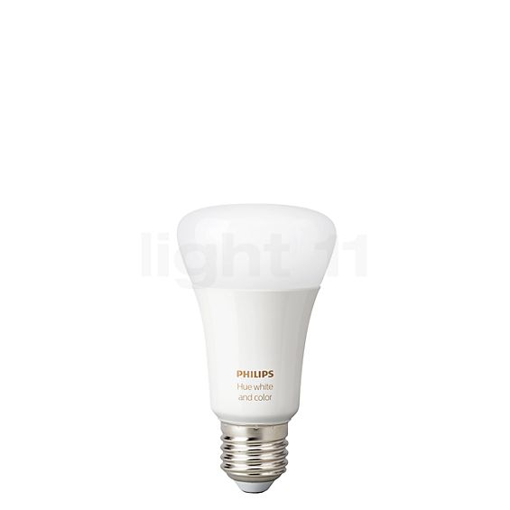 philips hue white and color ambiance e27 9w extension. Black Bedroom Furniture Sets. Home Design Ideas