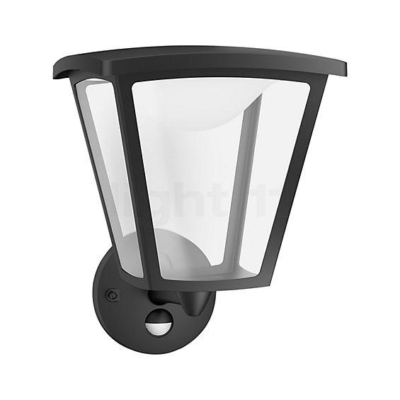 Philips myGarden Cottage 15488 Wandleuchte mit Bewegungsmelder LED