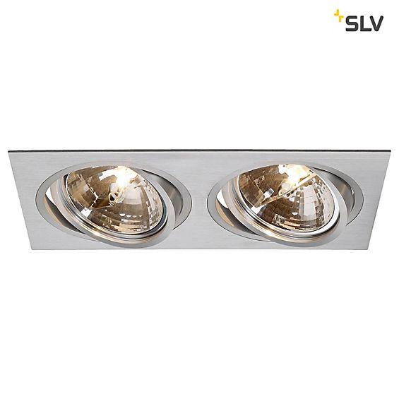 SLV New Tria, QRB Downlight angular