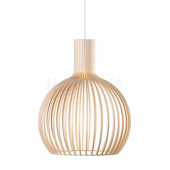 Secto Design Octo 4241, lámpara de suspensión