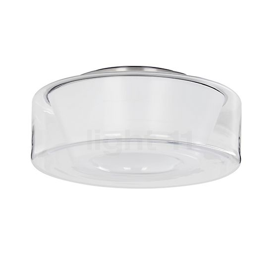Serien Lighting Curling L Ceiling Light LED in the 3D viewing mode for a closer look