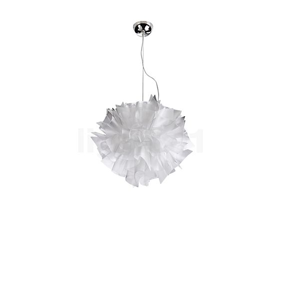 Slamp Veli pendant light in the 3D viewing mode for a closer look