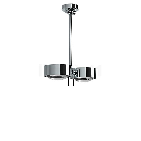 Top Light Puk Maxx Wing Twin Ceiling 60 cm LED