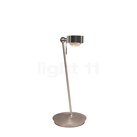 Top light puk table single 60 cm reading lights - Table largeur 60 cm ...