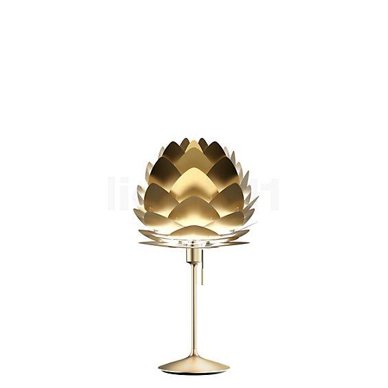 UMAGE Aluvia Lampada da tavolo Champagne ottone