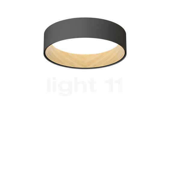 Vibia Duo Ring, lámpara de techo LED