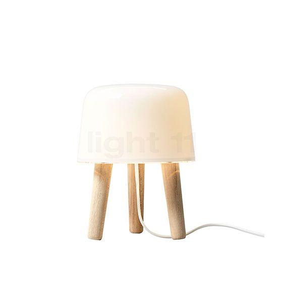 &tradition Milk NA1 Lampada da tavolo