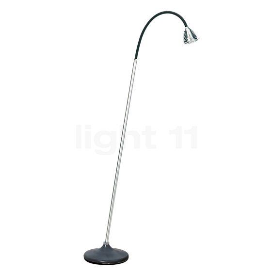 less 'n' more Athene A-BSL Vloerlamp met dimmer