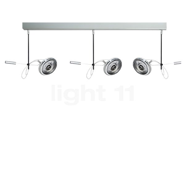 Absolut Lighting Absolut Spotlight 3 lamps LED