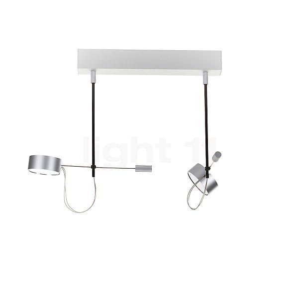 Absolut Lighting Absolut WCF, lámpara de techo - descubra cada detalle con la vista en 3D