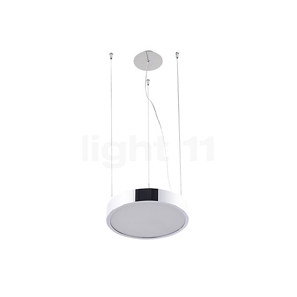 Absolut Lighting Aluring Pendant Light LED in the 3D viewing mode for a closer look