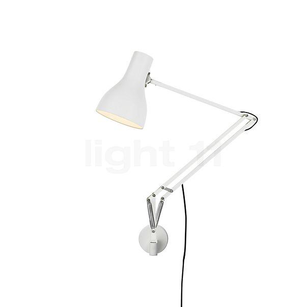 Anglepoise Type 75 Lampada da scrivania con fissaggio a muro