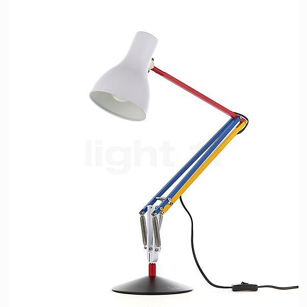 Anglepoise Type 75 Paul Smith Edition Lampe de bureau - vue panoramique pour une découverte précise