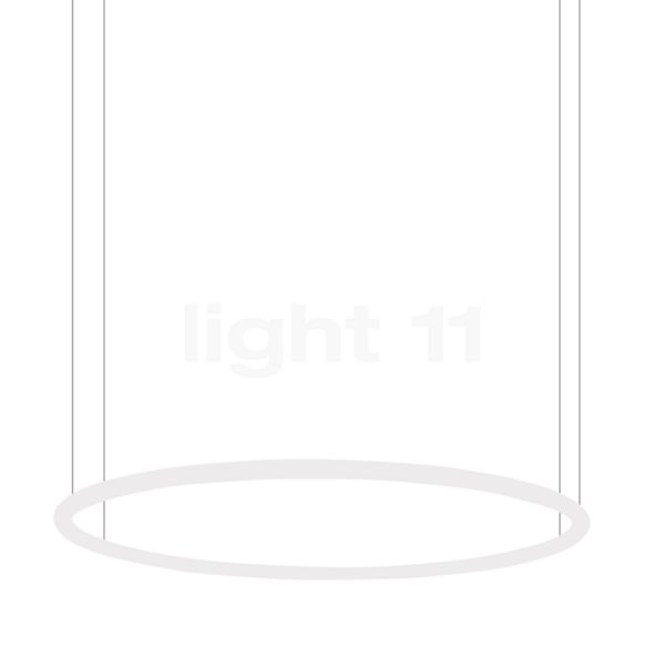Artemide Alphabet of Light circular LED