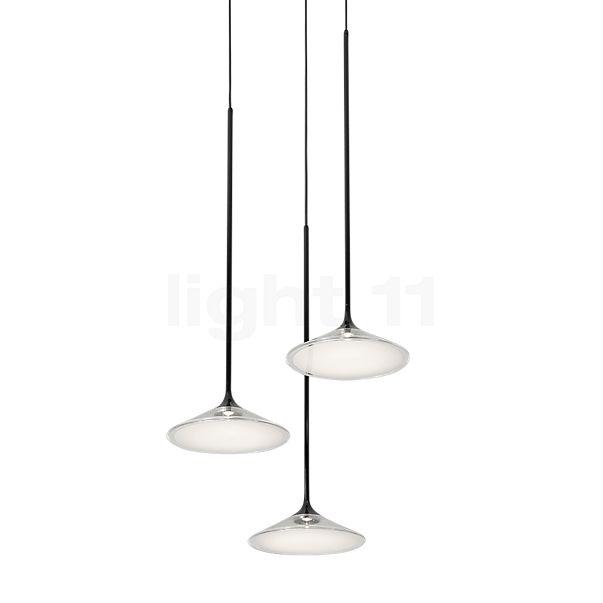 Artemide Orsa Kronleuchter 3-flammig LED