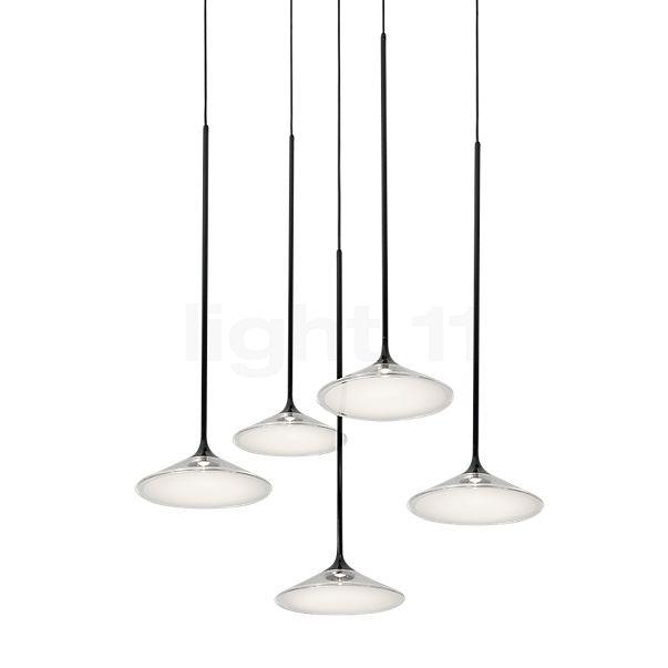 Artemide Orsa Kronleuchter 5-flammig LED