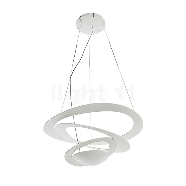 Artemide Pirce Micro Sospensione LED in the 3D viewing mode for a closer look