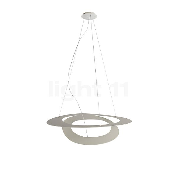 Artemide Pirce Sospensione in the 3D viewing mode for a closer look
