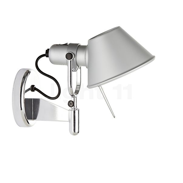 Artemide Tolomeo Faretto with Switch in the 3D viewing mode for a closer look