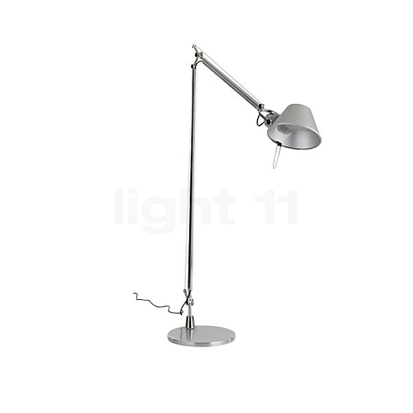 Artemide Tolomeo Lettura LED in the 3D viewing mode for a closer look