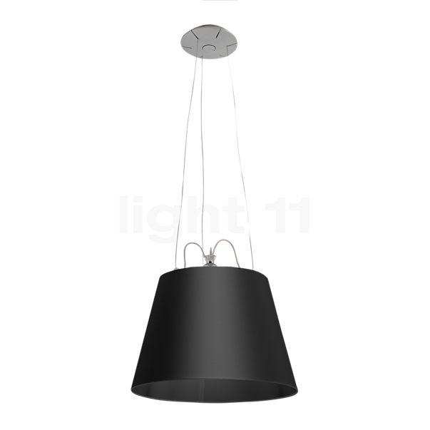 Artemide Tolomeo Mega Sospensione Black Edition