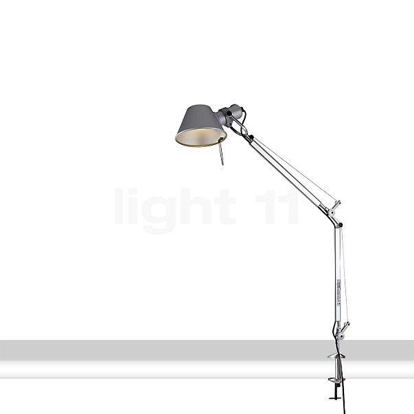 Artemide Tolomeo Mini LED with clamp