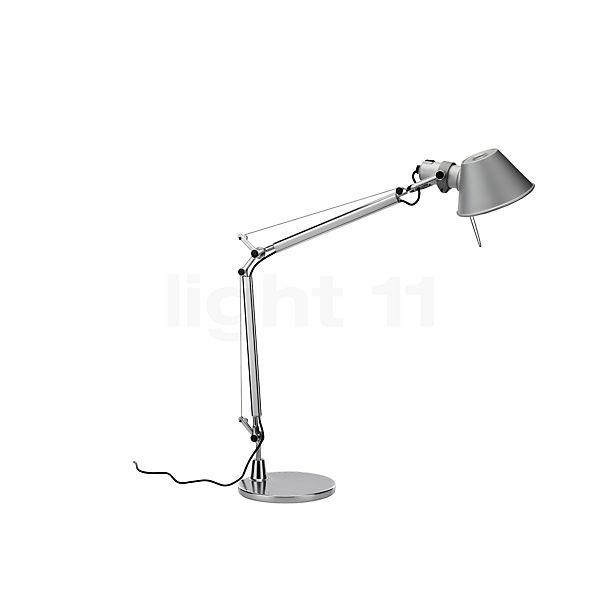 Artemide Tolomeo Mini Tavolo LED in the 3D viewing mode for a closer look