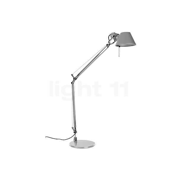 Artemide Tolomeo Tavolo in the 3D viewing mode for a closer look