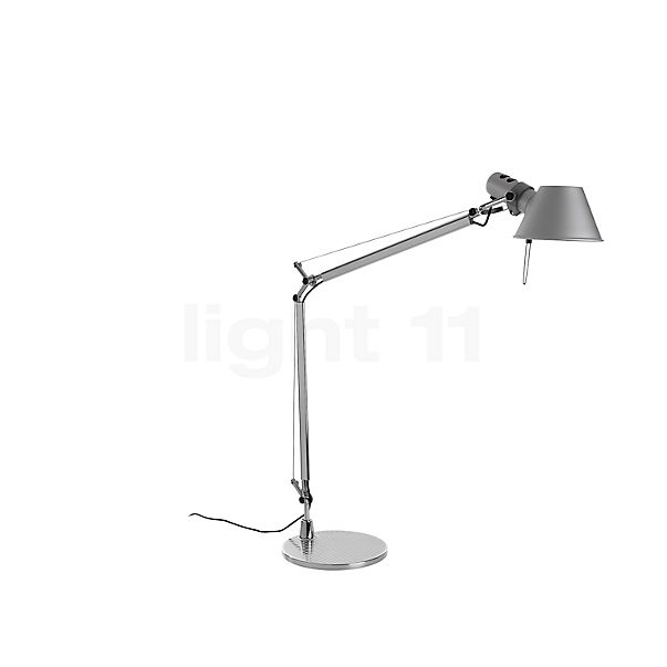 Artemide Tolomeo Tavolo LED Tunable White in the 3D viewing mode for a closer look