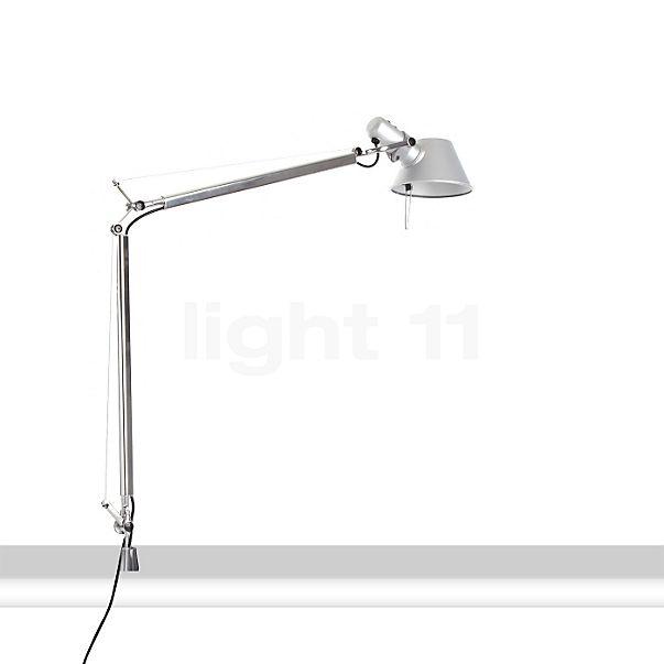 Artemide Tolomeo Tavolo LED mit Schraubbefestigung Tunable White