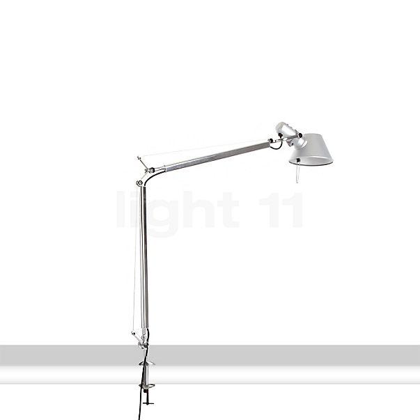 Artemide Tolomeo Tavolo LED with Clamp Tunable White