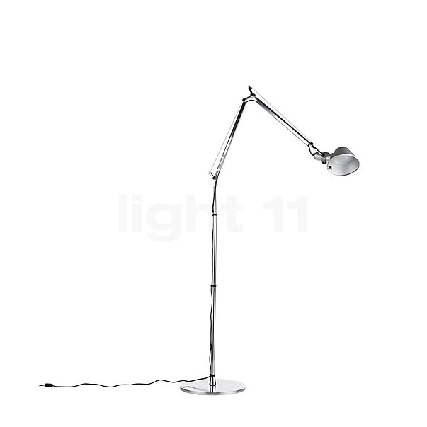 Artemide Tolomeo Terra LED in the 3D viewing mode for a closer look