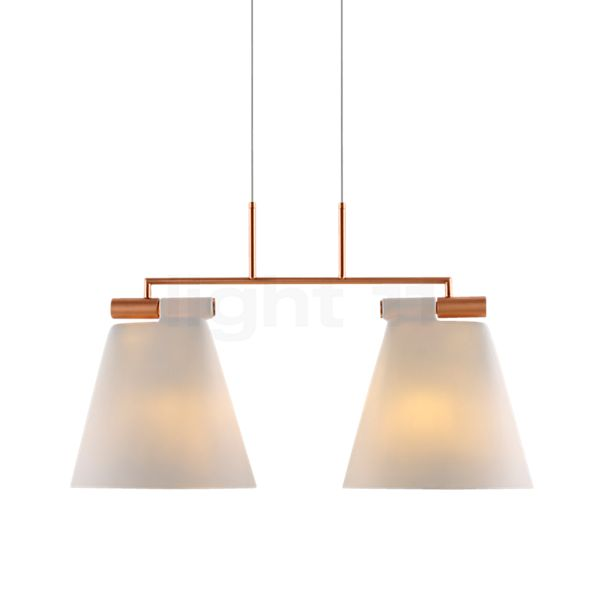 B.lux Cone Light Pendelleuchte 2-flammig