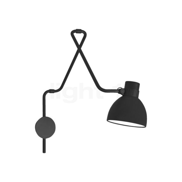 B.lux System Wall Light L for direct mains connection