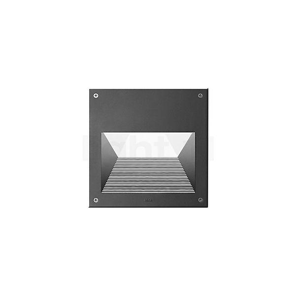 Bega 22248 - wandinbouwlamp LED