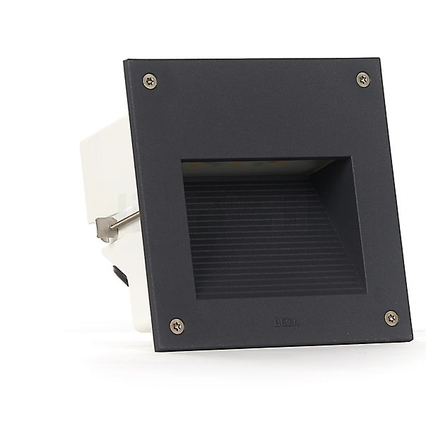 Bega 22272 - recessed wall light LED in the 3D viewing mode for a closer look
