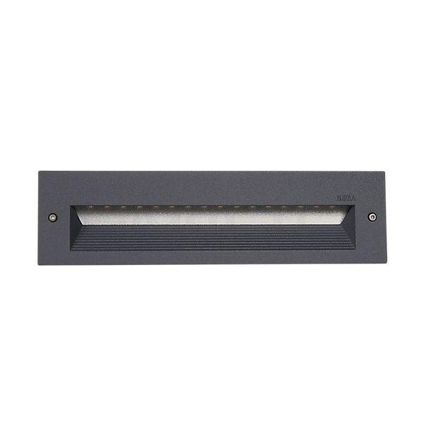 Bega 33054 - recessed wall light LED