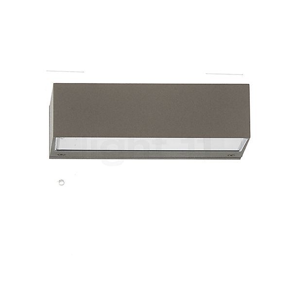 Bega 33319 - Wall light LED in the 3D viewing mode for a closer look