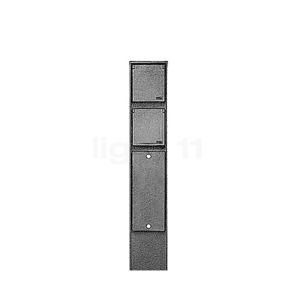Bega 70380 - Connecting pillar without Installationseinsätze