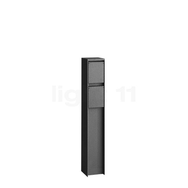 Bega 70704/70706 - Connecting pillar with 2 sockets