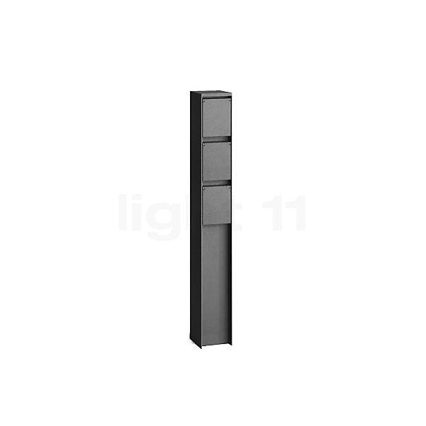 Bega 70705/70709 - Elektrosäule mit 3 Steckdosen
