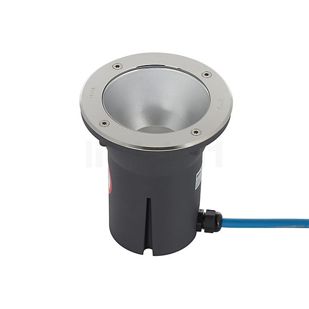 Bega 77011 - Recessed Floor Light LED in the 3D viewing mode for a closer look