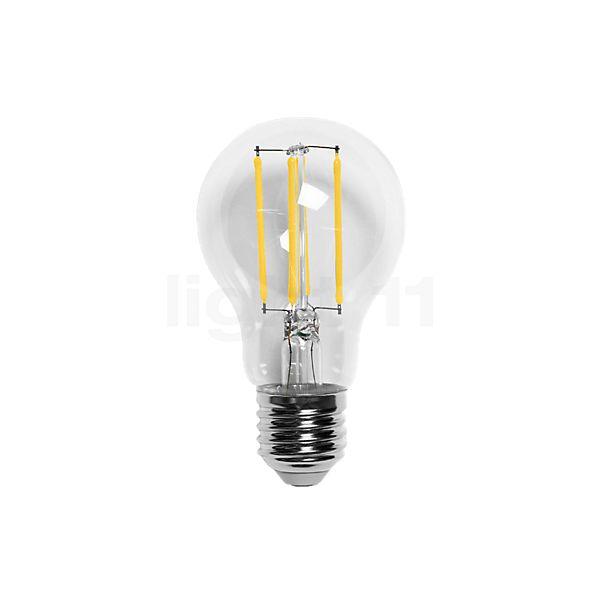 Bega A60 7W/c 827, E27 Filament LED