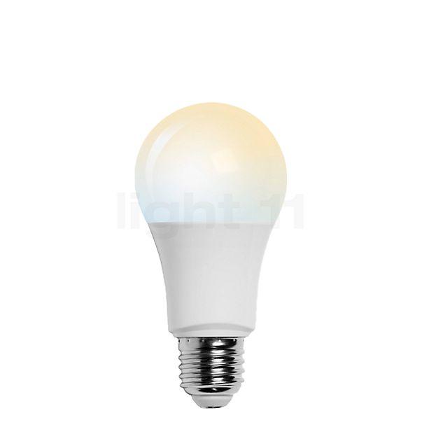 Bega A60-dim 9W/m 827, E27 Filament LED RGBW con Zigbee