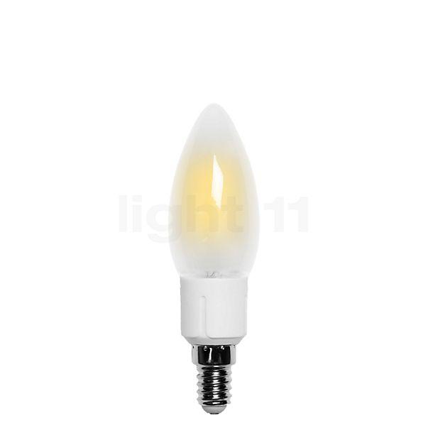 Bega C35-dim 5W/m 827, E14 Filament LED