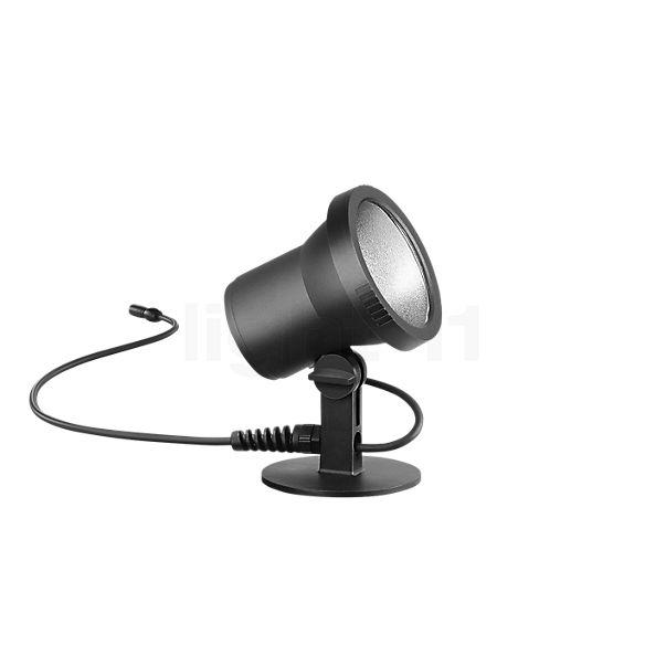 Bega Plug & Play Gartenscheinwerfer mit Erdspieß LED